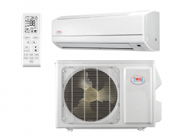 Ductless Mini Split Systems-Single Zone-Wall Mount-DC Inverter, 16 SEER (57) Series