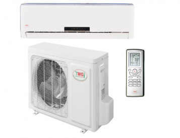 Ductless Mini Split Systems-Single Zone-Wall Mount-DC Inverter, 16 to 22 SEER (58) Series